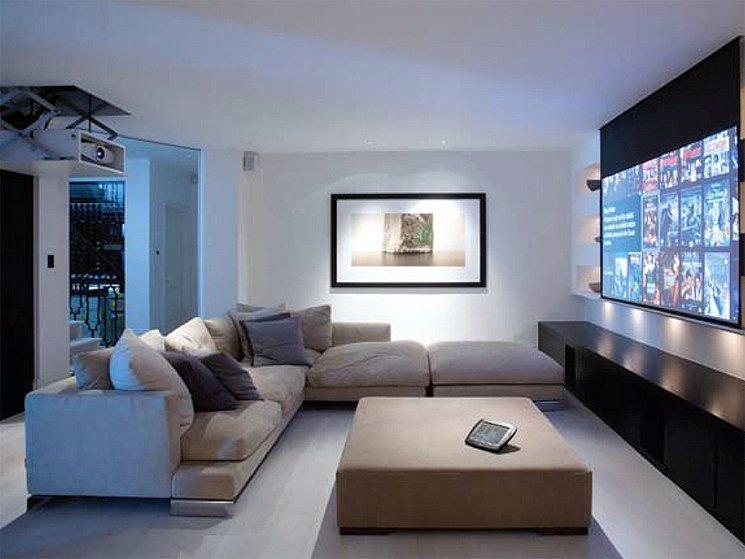 Wohnzimmer design modern mit kamin ~ deeviz.com for .